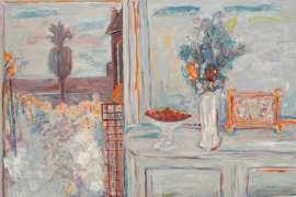 Interior at Dinard by JOHN DENT