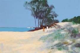 Mornington Island by RAY CROOKE