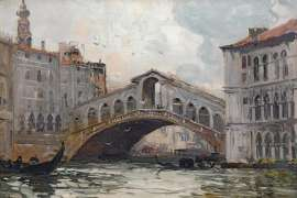 The Rialto by ARTHUR STREETON