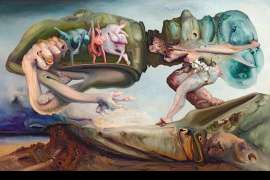 The Judgement of Paris by JAMES GLEESON