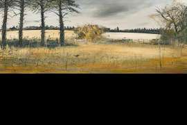 Suffolk Landscape by ARTHUR BOYD