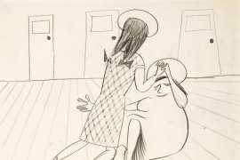 The Dormitory by CHARLES BLACKMAN