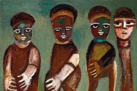 Four Figures by MIRKA MORA