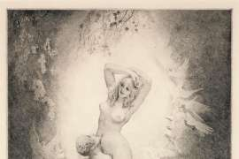 Virtue by NORMAN LINDSAY