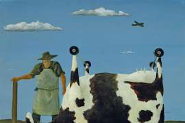 Dobell's Cow by JOHN KELLY