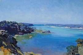 Sydney Harbour by PENLEIGH BOYD