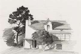 Colonial Residence, Parramatta by LLOYD REES