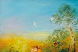 The Bush of Gold by DAVID BOYD