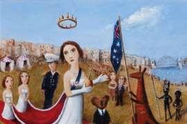 Royal Visit by GARRY SHEAD