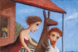 The Novel Kangaroo by GARRY SHEAD