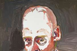 Air Commodore John Oddie, After Afghanistan, No. 2 by BEN QUILTY