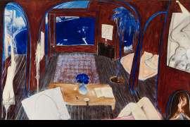 Henri's Armchair by BRETT WHITELEY