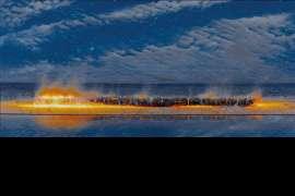 Sirrius Flame by TIM STORRIER