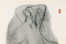 Towards Sculpture 7 by BRETT WHITELEY