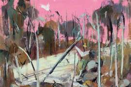 Dusk, Shoalhaven by ARTHUR BOYD
