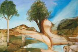 Untitled (Landscape) by GARRY SHEAD