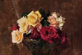 Full Bloom by ARTHUR STREETON