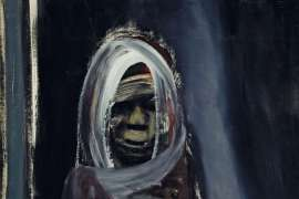 African Woman by SIDNEY NOLAN