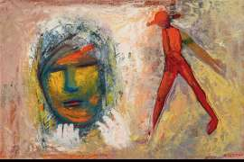 Figure and Face by CHARLES BLACKMAN