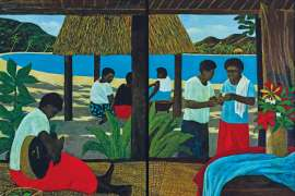 The Concert, Waya by RAY CROOKE