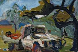 Braidwood Truck by BEN QUILTY