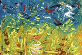 Amongst the Corn by JOHN PERCEVAL