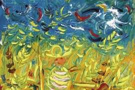 Amongst the Corn by JOHN PERCEVAL