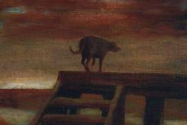 The Dog by RICK AMOR