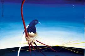 The Sunrise, Japanese: Good Morning! by BRETT WHITELEY