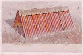 Kennel Memory I (The Bottle) by TIM STORRIER
