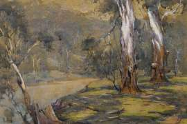 Gums on the River by PENLEIGH BOYD