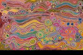 My Dreaming by JUDY WATSON NAPANGARDI
