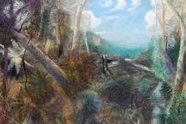 56. William Robinson Bright Day, Tallanbanna 2000 image