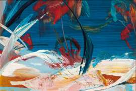 Shoalhaven Quartet (Panel III) by ARTHUR BOYD