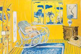 BRETT WHITELEY The Cat image