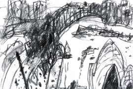 City of Desire II by JOHN OLSEN