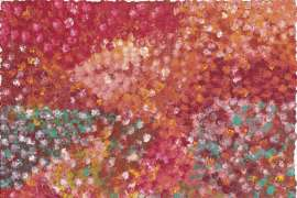 Wildflower by EMILY KAME KNGWARREYE
