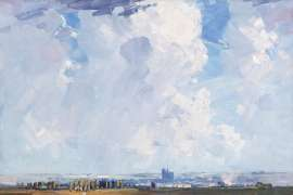 Amiens Cathedral by ARTHUR STREETON