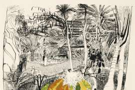 The Garden in Sanur, Bali by BRETT WHITELEY