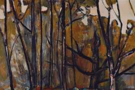 47. Fred Williams Bayswater Landscape image