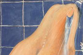 Lot 25. Brett Whiteley The Shower image