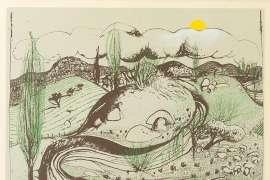 98. Brett Whiteley Spring at Oberon image