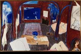 BRETT WHITELEY Henri's Armchair 1974–75 image