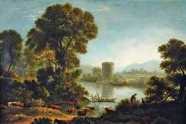 JOHN GLOVER Welsh Landscape image