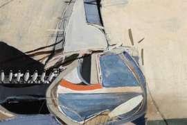 28. BRETT WHITELEY Untitled (Abstract) c1961 image