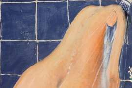 34. BRETT WHITELEY The Shower1984 image