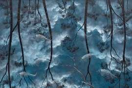 38. LIN ONUS Fish and Storm Clouds (Guyi Na Ngawalngawal)image