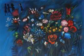 26. CHARLES BLACKMAN The Insect's Garden image