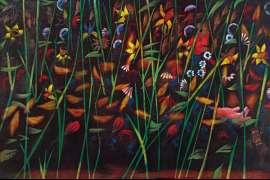 47. CHARLES BLACKMAN The Flower Garden image