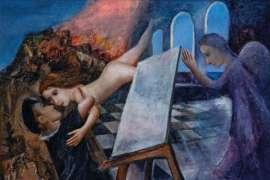 42. GARRY SHEAD Dante's Inferno 2011 image